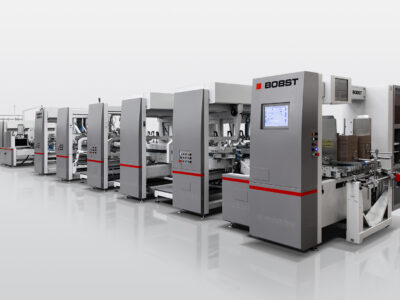 Cullen boosts converting power with new folder-gluer duo from BOBST
