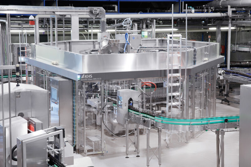 New generation of fillers sets standards in consumption values and product quality