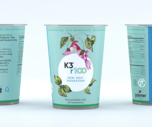 K3®100: the self-separating cup