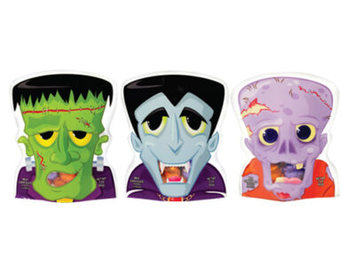 Halloween candy pouches are a trick and treat for consumers!