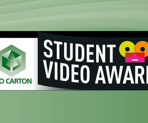 Lights, Camera, Action! Winners of the Pro Carton Student Video Award are announced