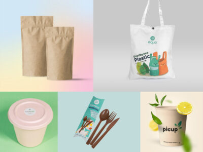 SourceGreenPackaging.com to disrupt sustainable packaging industry with world's first global B2B marketplace for sourcing forever plastic-free products and materials