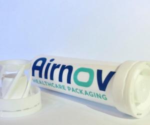 Airnov to reveal 27mm desiccant stopper for easy-opening packaging at Pharmapack 2021