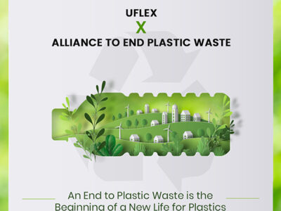 UFlex Joins Alliance to End Plastic Waste to Strengthen its Global Mission of Building a Circular Plastic Economy