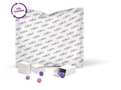 Sustainable Secondary Packaging with barricote® Barrier Papers