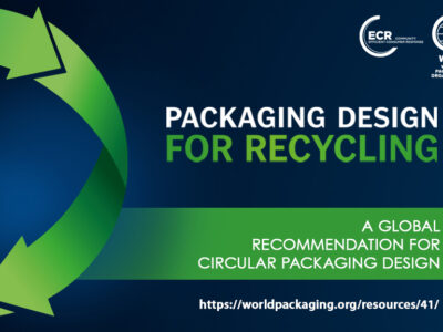 Global Packaging Design for Recycling Guide launch webinar – on 4th October