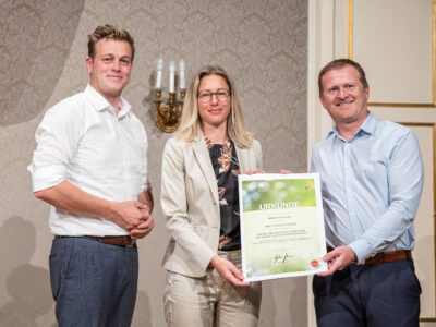 State environmental prize 2021 goes to Engel Austria
