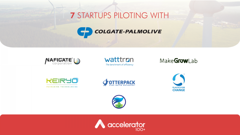 watttron wins at the 100+Accelerator 2021