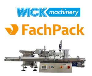Wick Machinery at FachPack 2021