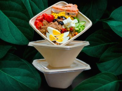 Heritage London sandwich bar, Birley Sandwiches, first to use innovative home compostable, sustainable Compostabowl™ takeaway food packaging range