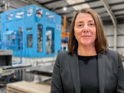CEO of Robinson named finalist at Great British Businesswoman of the Year awards