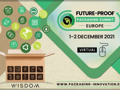 Wisdom Announces Future-Proof Packaging Summit – Europe: A Platform to Discuss the New Packaging Trends and Innovations in the FMCG Industry