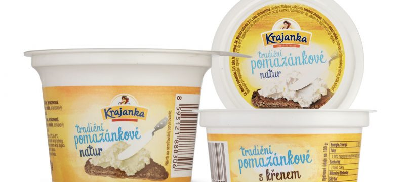 Sealing and re-closable lids complete the pack in Czechia and Slovakia