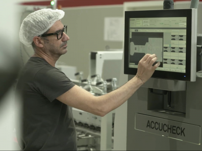 Defect-free quality control for the packaging of Cartotecnica Jolly Pack thanks to the ACCUCHECK system