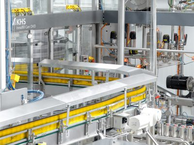 Smart, efficient and gentle on resources: Apatin Brewery modernizes its production shop and opts for KHS