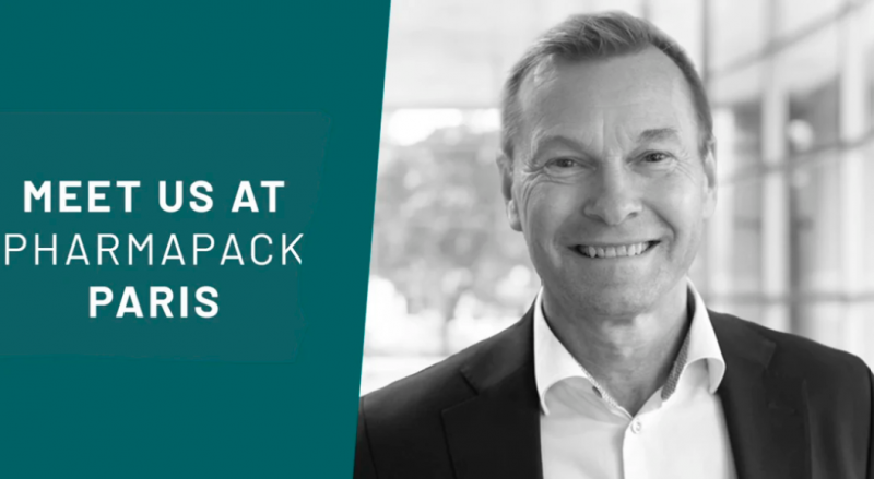 Emballator participates at Pharmapack – New packaging innovations for pharmaceuticals