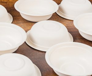 HOW TO CONVERT FROM SINGLE-USE PLASTIC TO PLANT-BASED FIBER BOWLS