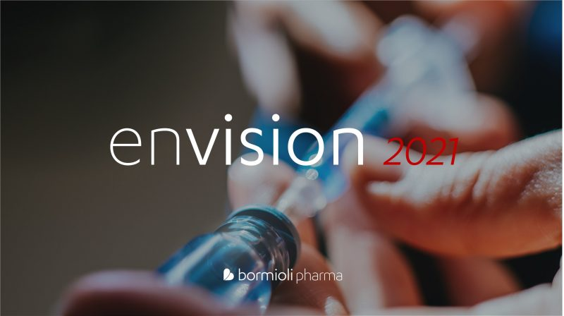 "Bormioli Pharma presents the digital event ""Envision 2021"",focusing on innovation, sustainability and inclusivity"