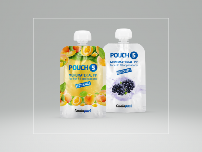 Gualapack's recyclable Pouch5, wins 2021 Best Packaging Prize in Italy