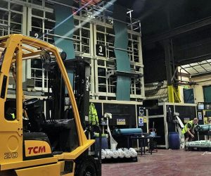 £6.1 million injection will see Mercers recycle up to 50,000 tonnes of packaging waste into construction products