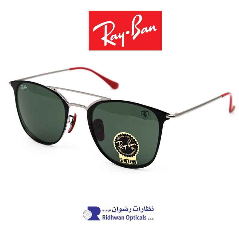 Ray-Ban RB3601M F020 31Ferrari-03
