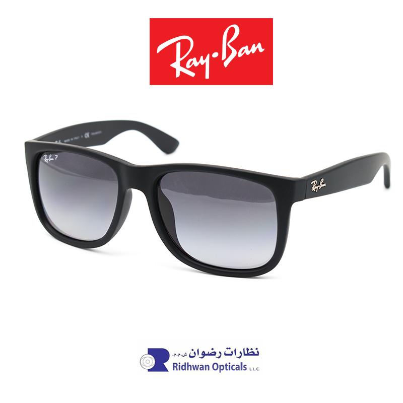 Ray-Ban RB4165F 622 Justin-01