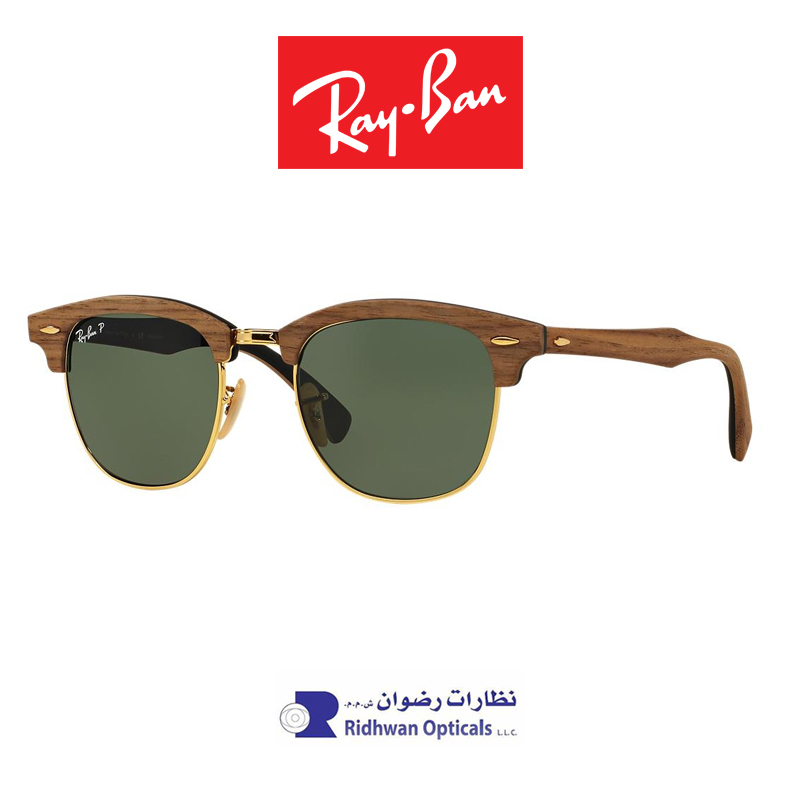 Ray-Ban RB3016M Clubmaster-04
