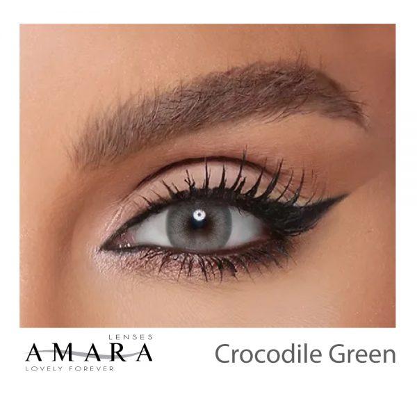 amara Crocodile-Green