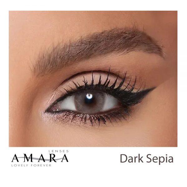 amara Dark-Sepia