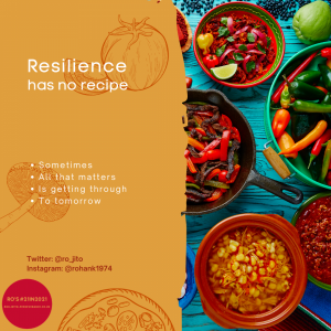 The Resilience Series: The Recipe Book