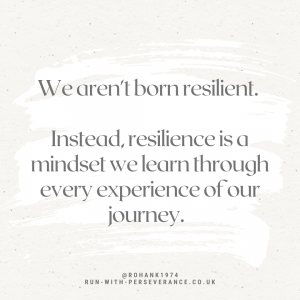 The Resilience Series: It's a learnt quality