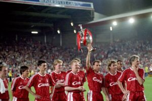 The last Liverpool team to win the Championship
