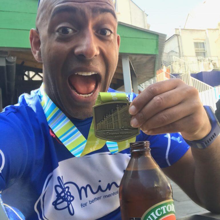 #16 - Brighton Marathon 2017