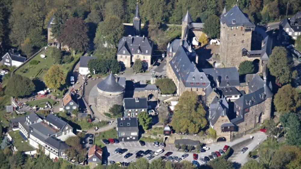 Neues von der Burg