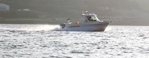 Quick Silver boat