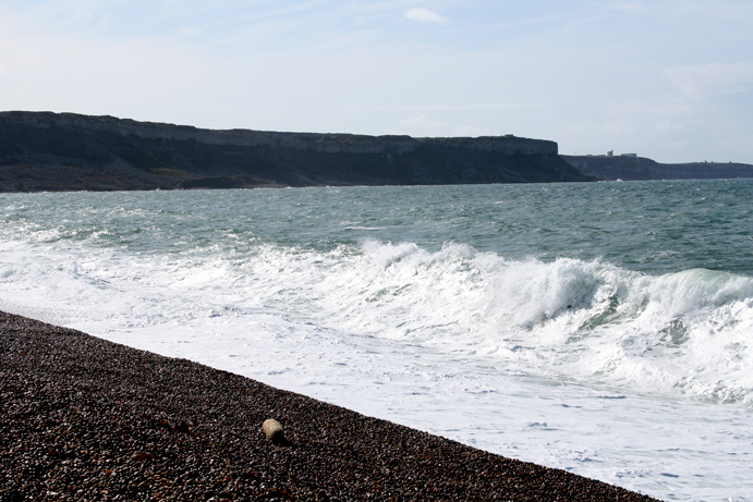 Chesil 11am this morning