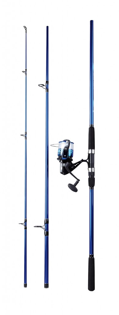 BEACHCASTER ROD AND REEL