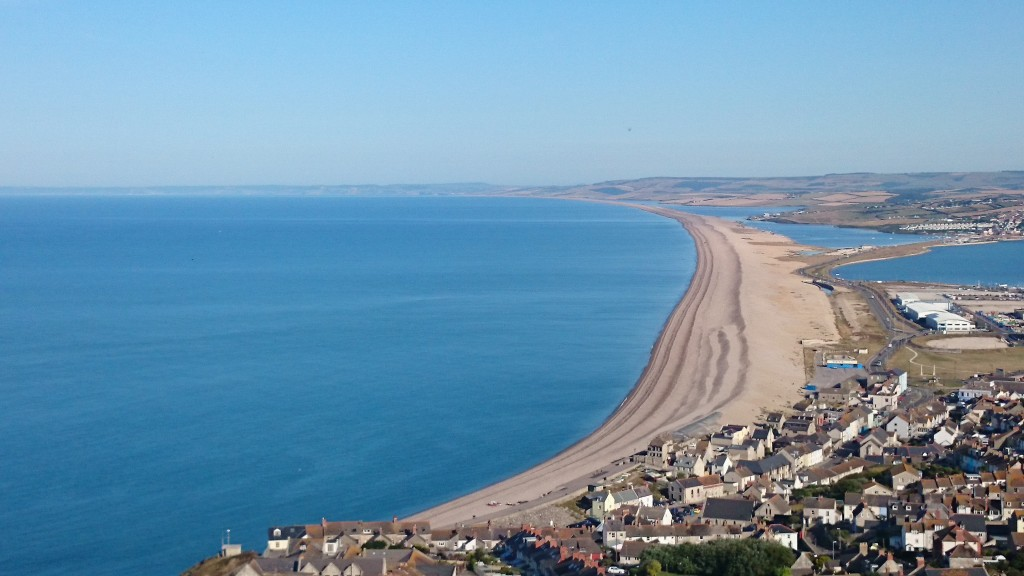 Chesil view