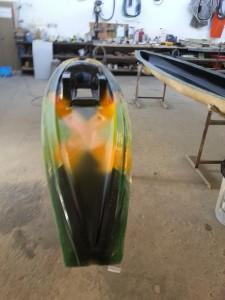 northumberland kayaking