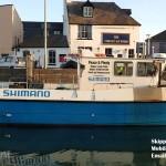 Peace & Plenty III Weymouth Angling Charter Boat Has A New Skipper Jamie Pullin