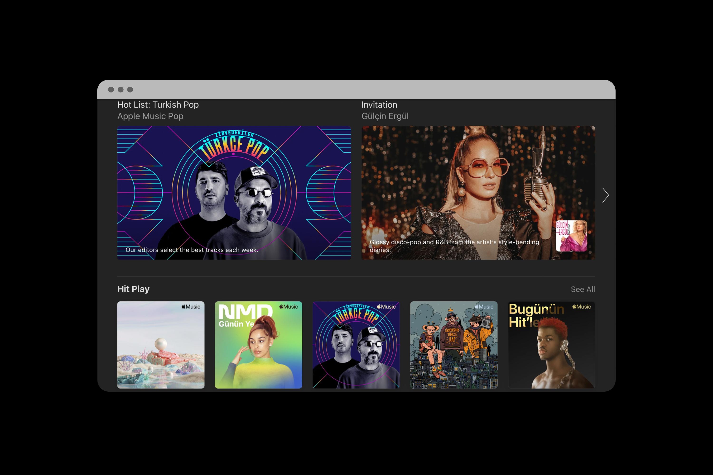 Apple Music: Jazz Scene Turkey / Hot List: Turkish Pop