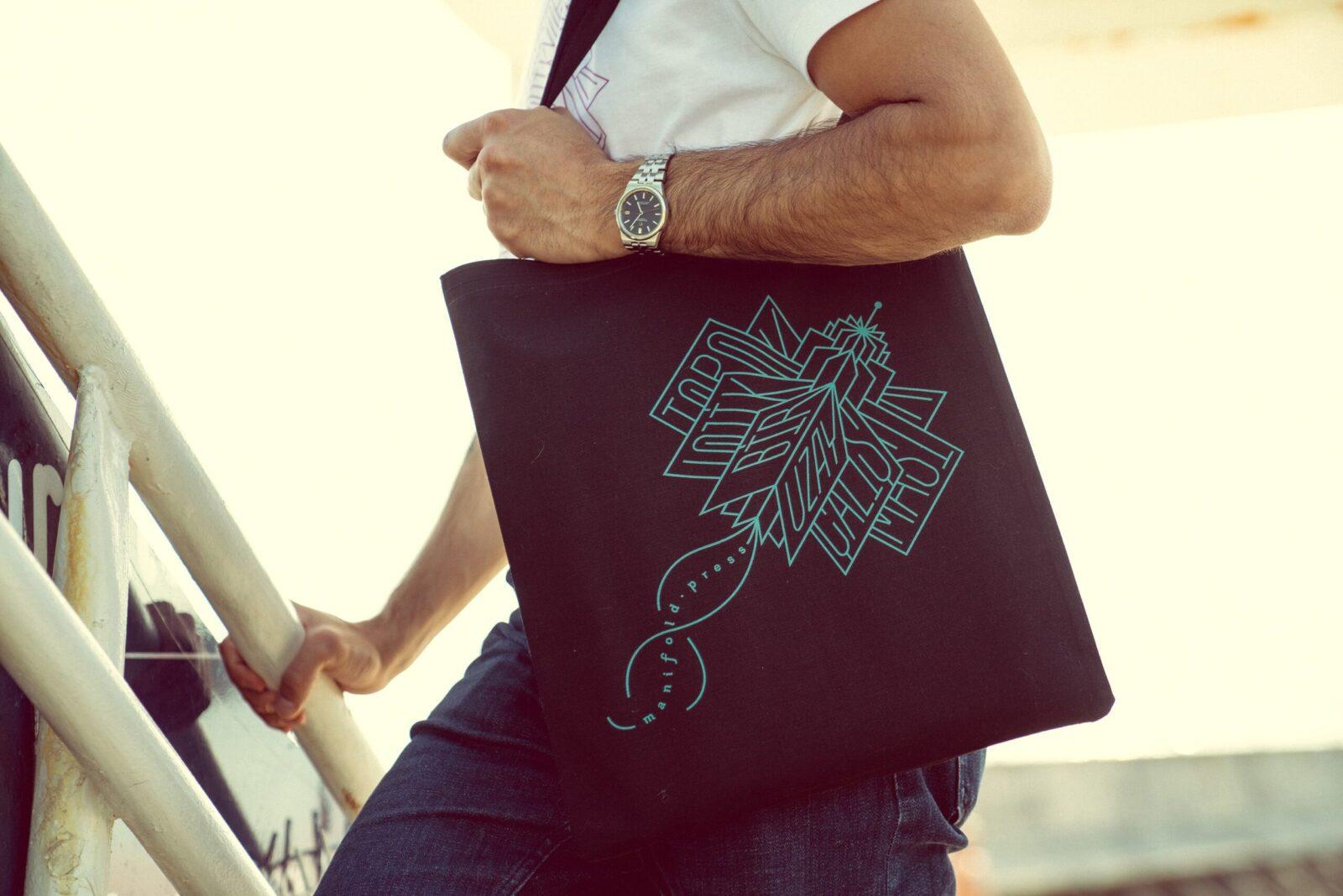 Manifold T-shirt and Tote Bag