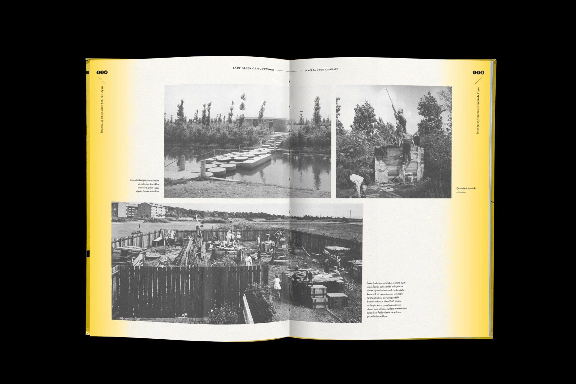İstanbul95 Okumaları: Şehirde Oyun