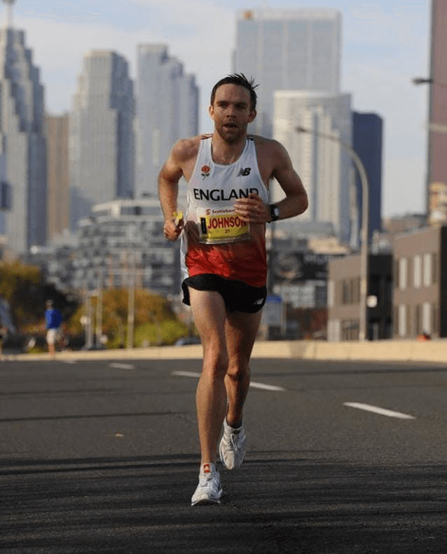 TRAINING INSIGHT SERIES: BEN JOHNSON, 2:17 MARATHONER & ENGLAND INTERNATIONAL