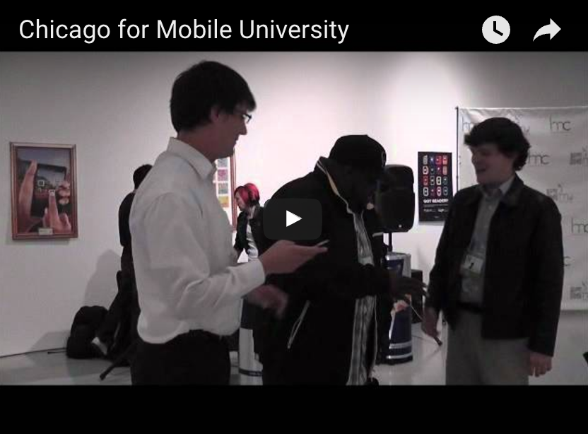 Chicago for Mobile University The SEO Rapper