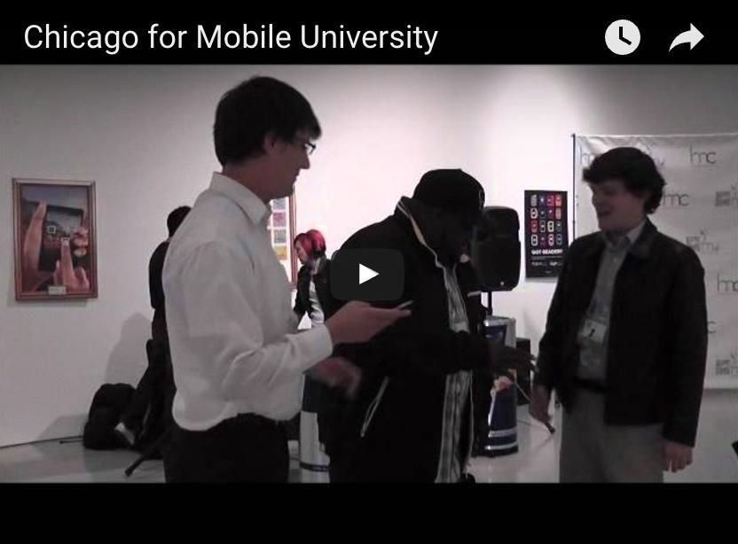 Chicago for Mobile University The SEO Rapper