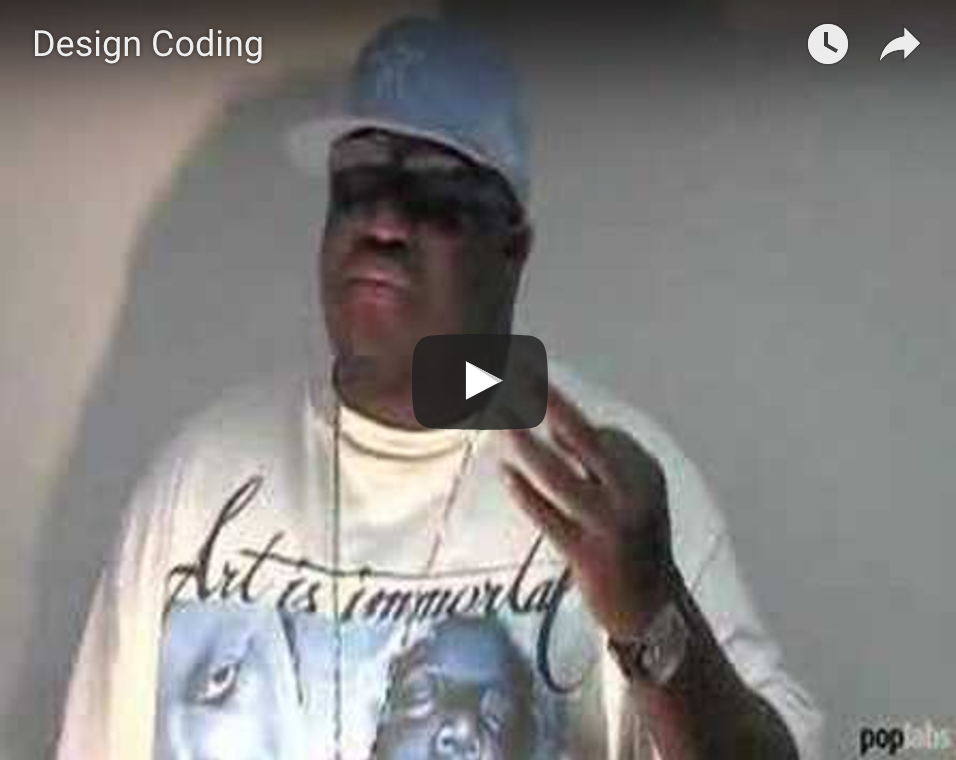 Design Coding The SEO Rapper