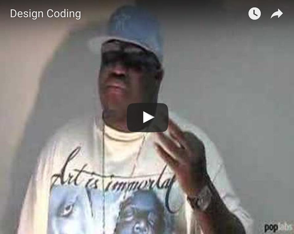 Design Coding The SEO Rapper