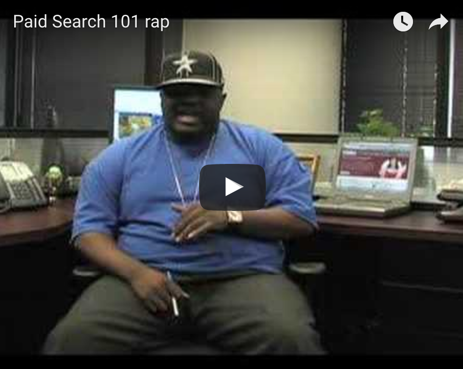 Paid Search 101 The SEO Rapper