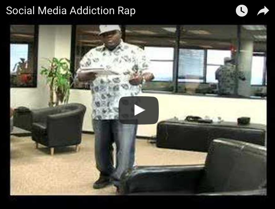 Social Media Addiction The SEO Rapper